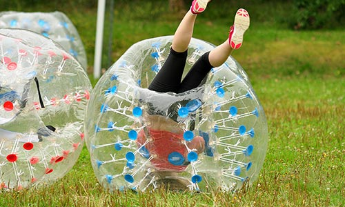 Bubbleball Fun